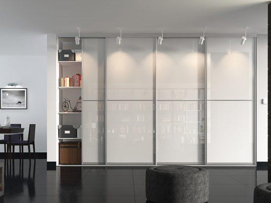 UV treated Ultra-white gloss panel