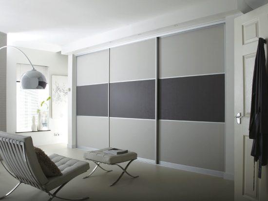 Timberwolf Cream/ Dark Linen panels