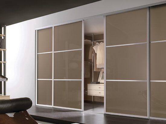 Sandrift interlayer-laminated glass