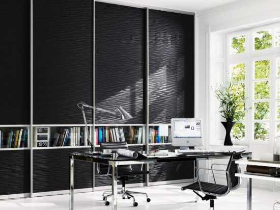 Textured Panel& Starphire Ultra-Clear Glass