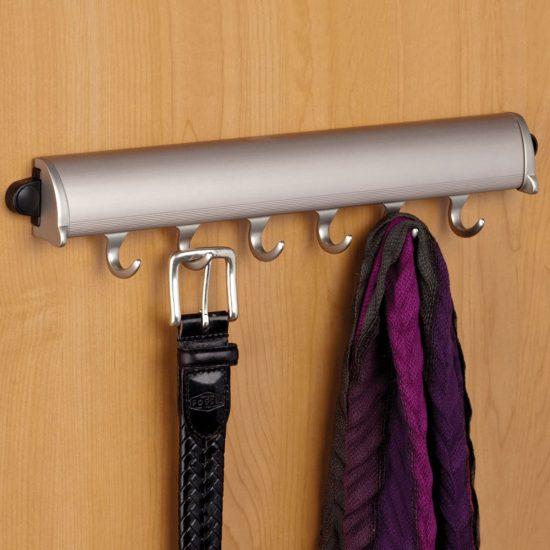 Closet Belt Rack