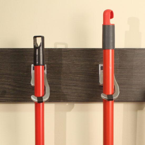 Closet Sigle Broom Hook
