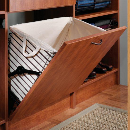 Closet Tilt Hamper