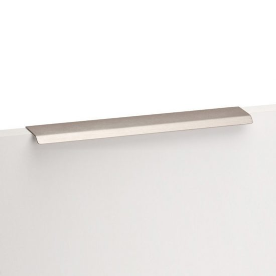Curve Brushed Nickel Pulls