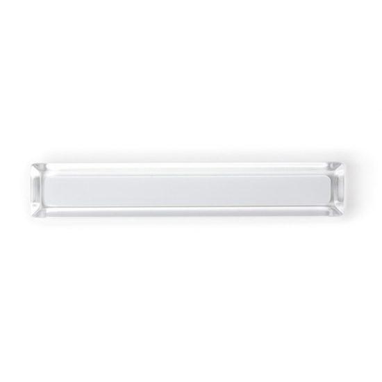 White Cuore Acrylic Pulls