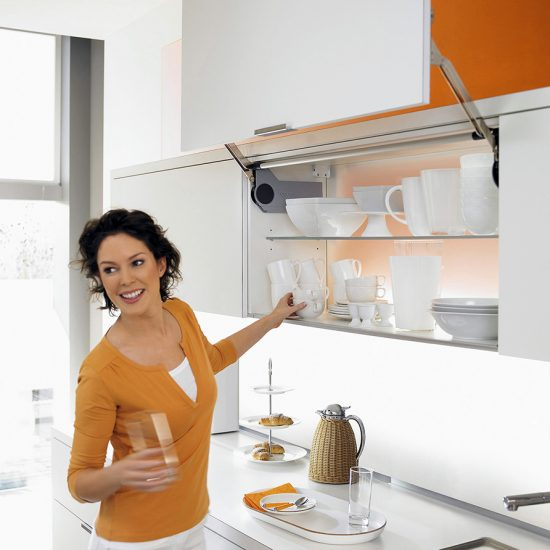 AVENTOS HL Lift Up  Doors System