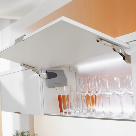 Aventos AF Folding Up  Doors System
