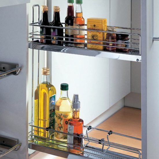 Pull Out Rack Storage