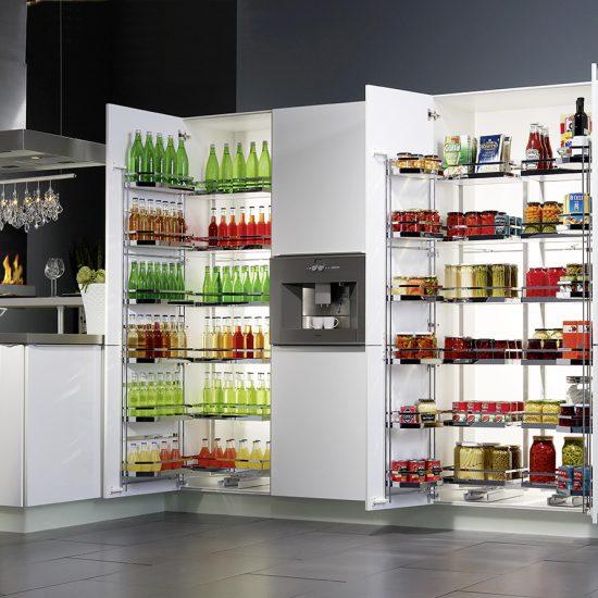 Tandem Kitchen Pantry