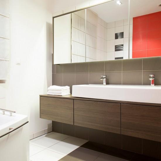 Exclusive bathroom